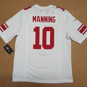 Nike Eli Manning New York Giants Jersey Men's Sz L